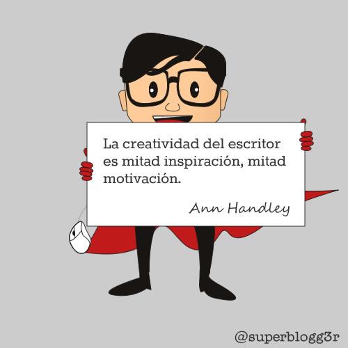 Ann Handley sobre la creatividad